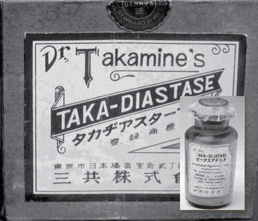 taka diastase